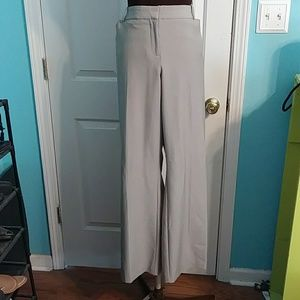 Worthington Size 20W Beige Modern Fit Trousers